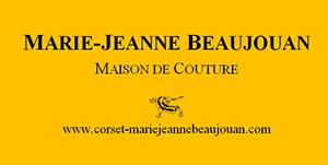 Maison de couture Marie-Jeanne Beaujouan